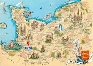 carte-normandie-la-grande-mardelle